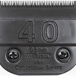 Груминг и уход - Ножевой блок к машинке 1247 КМ2.WAHL 1247-7400   0,6мм, 0