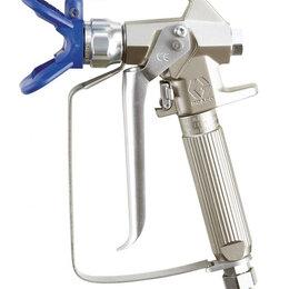 Малярные установки и аксессуары - GRACO FTX Окрасочный пистолет безвоздушного распыления, 0