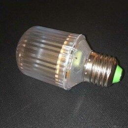 Лампочки - Лампа светодиодная 220 вольт е27, 0