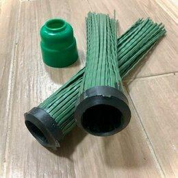 Веники, совки, щетки для пола - Комплект для сборки круглой метлы из полипропилена, 0