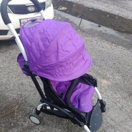 Коляски - Уоуа тс коляска фиолетовая, 0