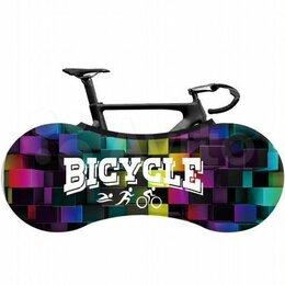 Прочие аксессуары и запчасти - Чехол для велосипеда ventura V-12 160х55см, 0