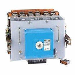 Защитная автоматика - Автомат ВА 55-43 1600А, 0
