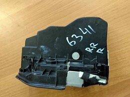 Замки электромагнитные - Системный замок правый задний БМВ 3 Ф30, 0