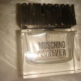 Этикетки, бутылки и пробки - Флакон moschino forever 30 мл , 0