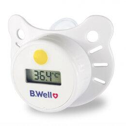Термометры - Термометр (соска) медицинский электронный B.Well WT-09 quick, 0