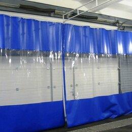Шторы - Прозрачные пвх шторы, 0