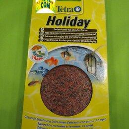 Аквариумные рыбки - Корм для декоративных рыб во время Вашего отпуска и выходных., 0