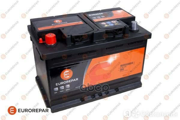 Аккумулятор Акб En (Standard) 70ah-640a, R(-) B13, 16,45kg, L3g - 278x175x190... по цене 7720₽ - Аккумуляторные батареи, фото 0