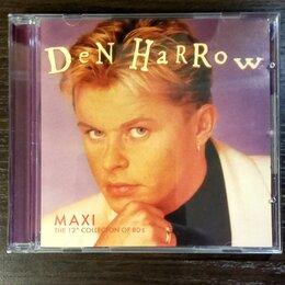 Музыкальные CD и аудиокассеты - CD Den Harrow - The 12'' Collection Of 80's, 0