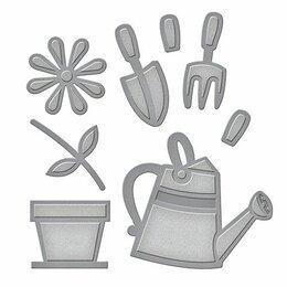 """Скрапбукинг - Набор ножей """"Талант садовода"""", 0"""