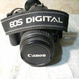 Фотоаппараты - Зеркальный фотоаппарат Canon EOS400D, 0