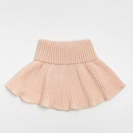 Аксессуары и принадлежности - Манишка детская, цвет розовый, размер 48-50, 0