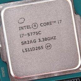 Процессоры (CPU) - Процессор intel core i7-5775c broadwell, 0