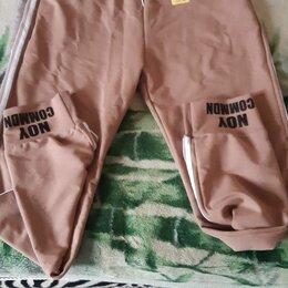 Брюки - Трикотажные брюки, 0