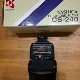 Фотовспышки - Фотовспышка YASHICA CS-240 MADE IN JAPAN., 0