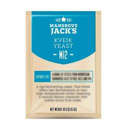 Ингредиенты для приготовления напитков - Дрожжи пивные MANGROVE JACK'S Kveik M12, 0