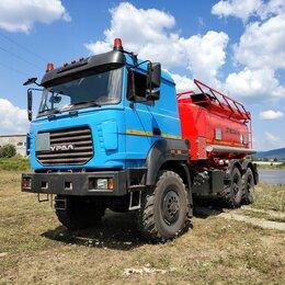 Спецтехника и навесное оборудование - АТЗ-12 на базовом шасси Урал 5557-4551-80Е5, 0