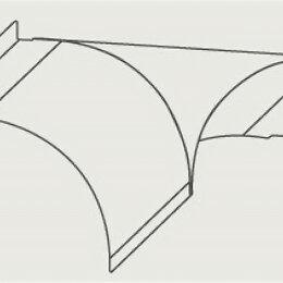 Вытяжки - Комплект к вытяжке FALMEC KACL 866, 0