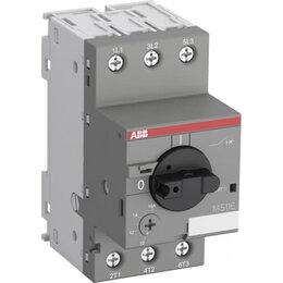 Защитная автоматика - Автоматический выключатель защиты двигателя ABB MS-116-12.0, 0