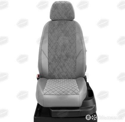 Чехлы на сидения Hyundai i40 2011 2020 Светло-серый (арт.HY15-0304-EC15-R-gra) по цене 9180₽ - Аксессуары для салона, фото 0
