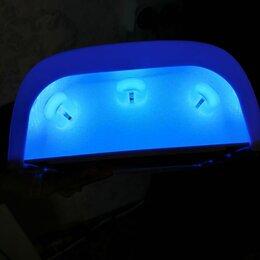 Аппараты для маникюра и педикюра - Уф лампа для сушки гель-лака. , 0