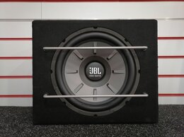 Акустические системы - Автомобильный сабвуфер JBL Stage 1200B, 0