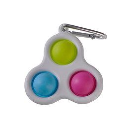 Игрушки-антистресс - Игрушка антистресс Simple Dimple #10, 0