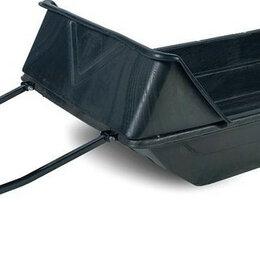 Аксессуары и дополнительное оборудование  - Сани волокуши БУРЛАК глубокие, со съемным обтекателем, (корыто 1750*820*280 м..., 0
