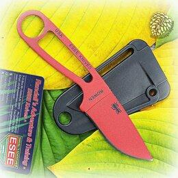 Ножи и мультитулы - Нож Esee IZULA-I Red replica, 0