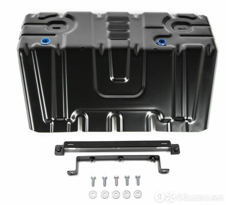 Защита радиатора для Lexus GX 460 ( 2009-2013 г. ) ( арт: 111.9516.1-1314 ) по цене 3460₽ - Кузовные запчасти, фото 0