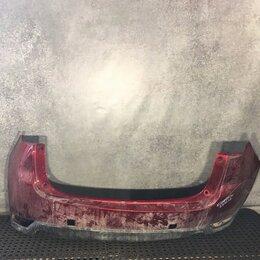 Кузовные запчасти - Облицовка бампера заднего Mazda CX-5, 0