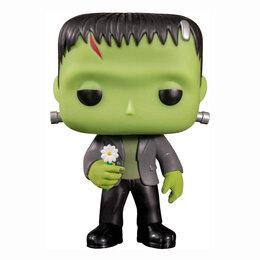 Игровые наборы и фигурки - Фигурка Funko POP! Movies: Universal Monsters: Frankenstein w/Flower (GW) (Ex..., 0
