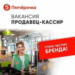Продавцы и кассиры - Продавец-кассир в магазин Пятерочка, 0