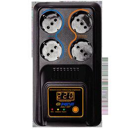 Источники бесперебойного питания, сетевые фильтры - Стабилизатор напряжения Энергия Люкс-500, 0