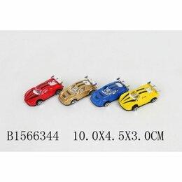 Шлифовальные машины - Машина инерц. в ассорт. 993-1 в пласт. в кор.4*144шт, 0