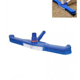 Прочие аксессуары - Щетка для мытья бассейнов, стен, уличной плитки (с отверстием для шланга), 0