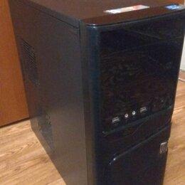 Настольные компьютеры - Персональный компьютер Asus P5K Deluxe + монитор, 0