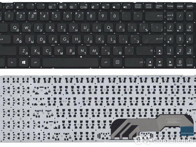 Клавиатура для Asus X541Uv черная по цене 890₽ - Клавиатуры, фото 0