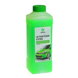 Косметика и гигиенические средства - GRASS Шампунь для бесконтактной мойки Active Foam Extra, 1 л (1:50-1:100), 0