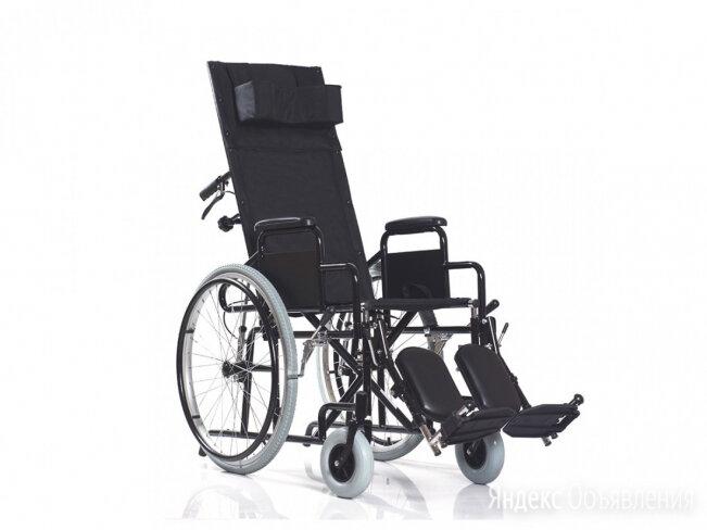Кресло-коляска BASE 155 UU по цене 22400₽ - Компьютерные кресла, фото 0