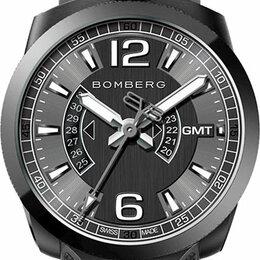Карманные часы - Карманные часы Bomberg BS45GMTPBA.005.3, 0