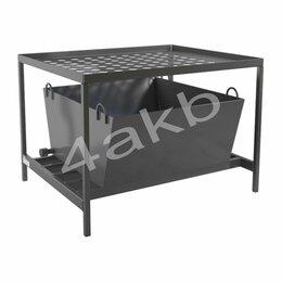 Верстаки - Стол для слива электролита из АКБ УКС.ССА, 0
