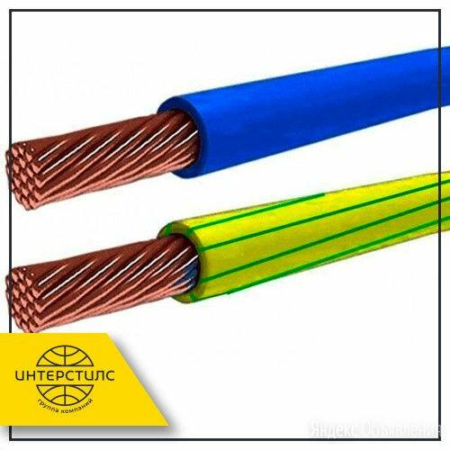 Провод установочный Кч ПуВ 1х50 мм по цене 408₽ - Кабели и провода, фото 0