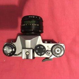 Пленочные фотоаппараты - Зенит ЕТ с хранения, 0
