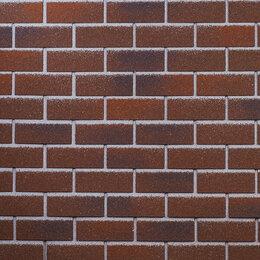 Фасадные панели - Фасадная плитка Hauberk Баварский Кирпич 1000х250х3мм 2м2/уп, 0
