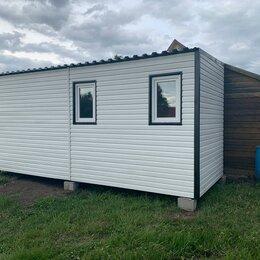 Готовые строения - Дачный домик 6х2.4м. качественный, 0