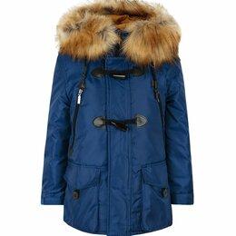 Куртки и пуховики - 70490_BOB(1) ORBY  Парка  Мал Синий  Зима, 0