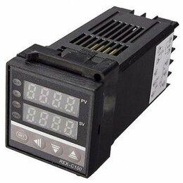 Системы Умный дом - Контроллер температуры ПИД REX-C100, 0