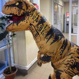 Карнавальные и театральные костюмы - Надувной костюм динозавра T-Red (аренда/продажа), 0